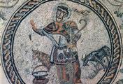immagine di Mosaico del Buon Pastore dall'abito singolare