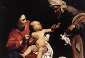 immagine di Madonna col Bambino e sant'Anna