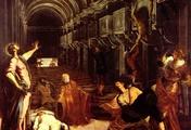 immagine di Ritrovamento del corpo di San Marco