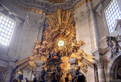 immagine di Cattedra Lignea di San Pietro