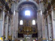 immagine di Balaustra e altare maggiore