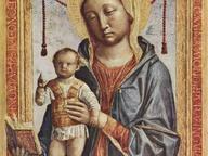 immagine di Madonna del Libro