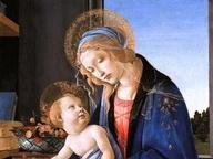 immagine di Madonna con Bambino (o Madonna del libro)