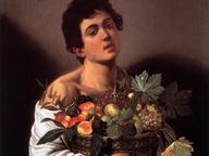 immagine di Ragazzo con la Canestra di Frutta