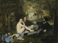immagine di Colazione sull'erba (Déjeuner sur l'herbe)