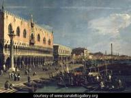 immagine di Palazzo Ducale e la Riva degli Schiavoni, Venezia