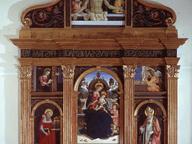 immagine di Pala di Santa Maria de' Fossi