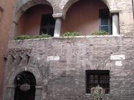 immagine di Vicolo dell'Atleta e Sinagoga Medievale