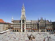 immagine di Neues Rathaus (Nuovo Municipio a Marienplatz)