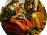 immagine di Sacra Famiglia di Parte Guelfa