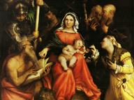 immagine di Sposalizio Mistico di Santa Caterina