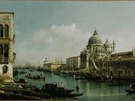 immagine di Veduta del Gran Canale e la Dogana