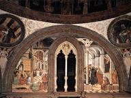 immagine di Affreschi nella Cappella Portinari