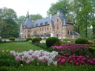immagine di Castello Groot-Bijgaarden e XVI Edizione di Floralia Brussels