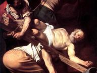 immagine di Crocifissione di San Pietro