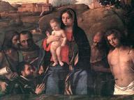 immagine di Madonna con Bambino e Santi