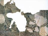 immagine di Mosaico con scena di pesca