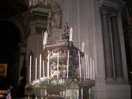 immagine di Urna con le reliquie di Santa Rosalia