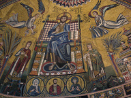 immagine di Mosaico absidale