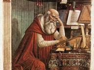 immagine di San Girolamo nello studio