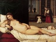immagine di Venere di Urbino