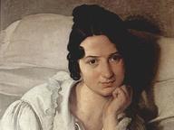 immagine di Ritratto di Carolina Zucchi (La malata)