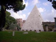 immagine di Piramide Cestia