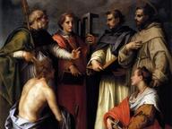 immagine di Disputa sulla Trinità