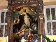 immagine di San Carlo Borromeo in Gloria