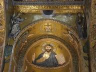 immagine di Mosaico di Cristo Pantocrator