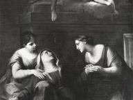 immagine di Visione di Sant'Elisabetta