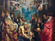 immagine di Pieter Paul Rubens, Disputa del Sacramento