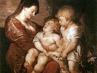 immagine di Madonna col Bambino e San Giovannino