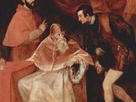 immagine di Ritratto di Paolo III Farnese con i nipoti