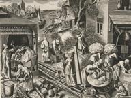 immagine di Pieter Bruegel Il Vecchio, La prudenza