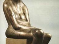 immagine di Grande figura seduta