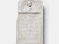 immagine di Sezione VI.1., la stele funeraria della mima Bassilla