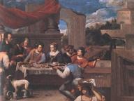 immagine di Banchetto del ricco Epulone