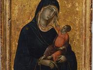 immagine di Madonna e bambino