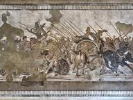 immagine di Mosaico di Alessandro