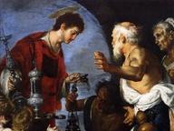 immagine di Carità di San Lorenzo di Berbnardo Strozzi