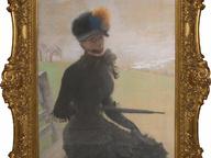 immagine di La Femme aux pompons