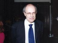Claudio Strinati Storico e Critico d'Arte