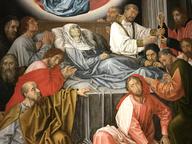 immagine di Hugo van der Goes, La morte della Vergine