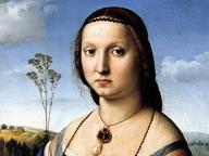 immagine di Ritratto di Maddalena Strozzi