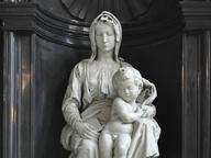 immagine di Michelangelo Buonarroti, Madonna col Bambino