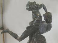 immagine di Ercole che uccide Anteo