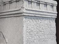 immagine di Iscrizione di Tito Annio