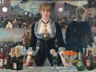 immagine di Il bar delle Folies-Bergère