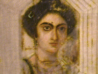 immagine di Ritratto di donna del Fayum
